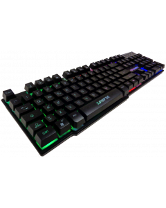 GAMMEC BACKLIGHT GAMING KEYBOARD WITH SUSPENDED KEYS