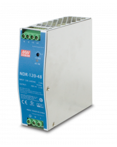 PLANET 48V, 120W DIN-RAIL POWER SUPPLY DR-120-48