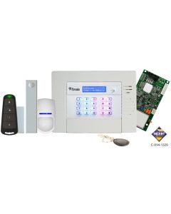 PYRONIX BIDIRECTIONAL WIRELESS CONTROL PANEL KIT W MODEM -FRENCH