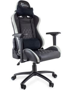 WHITE SHARK GAMING CHAIR NITRO GT - BLACK/WHITE