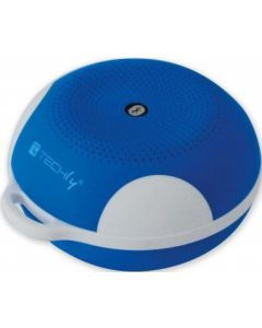 TECHLY SPEAKER BLUETOOTH SPORT BLUE