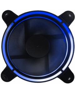 CTESPORTS HYPERON GAMING FAN WITH BLUE LIGHT-RING - 12CM