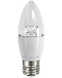 INTEGRAL CANDLE 5.9W (40W) 2700K 470LM E27 NON-DIMMABLE