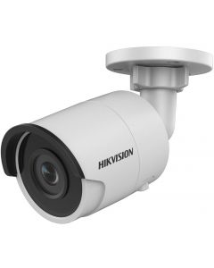 HIKVISION 4 MEGAPIXEL 6MM LENS OUTDOOR MINI BULLET IP CAMERA