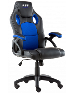 ALANTIK GAMING CHAIR BLUE & BLACK