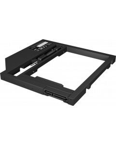 """ICY BOX IB-AC649 - ADAPTER 2.5"""" HDD/SSD IN DVD TRAY 9.5MM"""