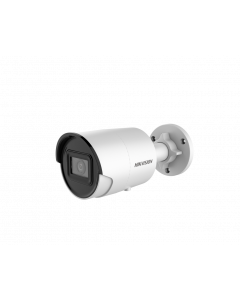 HIKVISION EASYIP4.0 8MP 4MM LENS BULLET ACUSENSE WITH MICRO
