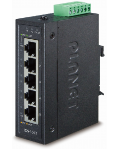 PLANET 5-PORT 10/100/1000 TP INDUSTRIAL ETHERNET SWITCH