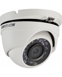 HIKVISION 2 MEGAPIXEL 2.8MM LENS OUTDOOR TURRET ANALOG CAMERA