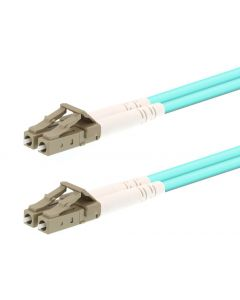 LOGON FIBER PATCH CABLE 50/125 - LC/LC 0,5M - OM3