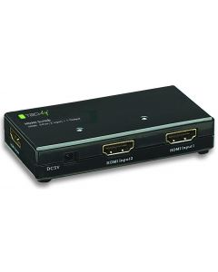 TECHLY 2x1 1080P HDMI SWITCH