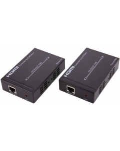TECHLY 4K HDMI EXTENDER OVER CAT6 - UP TO 60M
