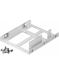 "TECHLY MOUNTING KITS FOR 2.5"" HDD ON 3.5"" ACCOMMODATION"