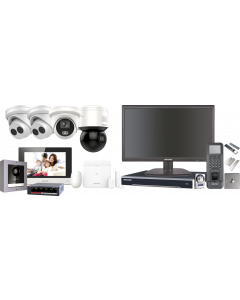 HIKVISION COMBO PACK4: DEMO SHOWROOM PACK