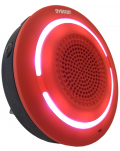 OVBOOST EVERYWHERE BLUETOOTH SPEAKER - RED