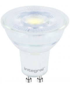 INTEGRAL GU10 LED SPOT 4.7W (53W) 4100K 400LM NON-DIMMABLE