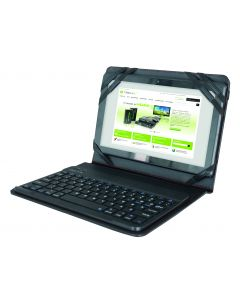 TECHLY BLUETOOTH 3.0 KEYBOARD CASE WITH COVER