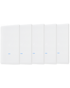 UBIQUITI UNIFI AP AC MESH PRO ACCESS POINT 5-PACK W/O POE INJECTOR