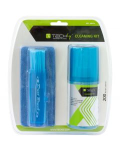 TECHLY COMPUTER CLEANER KIT 200ML SPRAY
