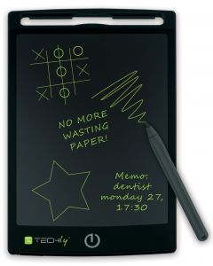 TECHLY PORTABLE TABLET FOR WRITING AND DRAWING