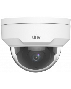 UNIVIEW 4 MEGAPIXEL 2.8MM LENS OUTDOOR DOME IP CAMERA