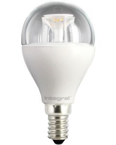 MINI GLOBE 6W (40W) 2700K 470LM E14 NON-DIMMABLE CLEAR LAMP