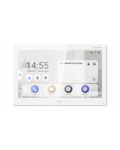 "HIKVISION 10"" TOUCH-SCREEN ANDROID VIDEO INTERCOM TABLE"