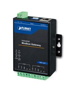 PLANET INDUSTRIAL 2-PORT RS422/485 SERIAL TO ETHERNET MODBUC