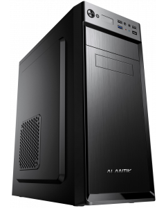 ALANTIK CASA22 ATX MIDDLETOWER CASE WITH POWER SUPPLY