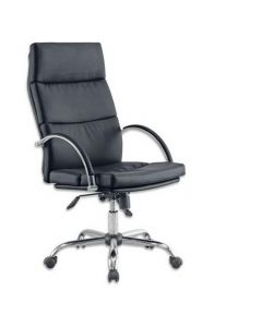 CHROME MANAGEMENT CHAIR