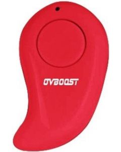 OVBOOST BLUETOOTH EARPHONE - RED
