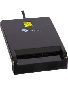 LOGON USB 2.0 EID/SMART CARD READER