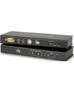 ATEN USB VGA KVM EXTENDER WITH AUDIO/VIRTUAL MEDIA 250M