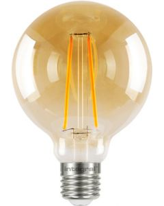 E27 - G95 DECORATIVE FILAMENT LAMP, NOT DIMMABLE, 2,5W (= 1K