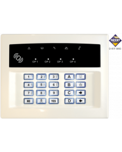PYRONIX BIDIRECTIONAL WIRELESS KEYPAD WITH PROXY READER
