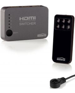 MARMITEK 5X1 4K HDMI SWITCH WITH REMOTE