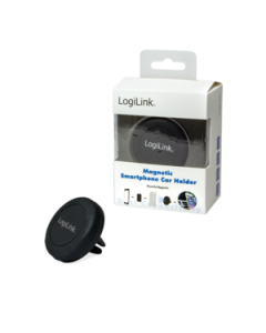 LOGILINK SMARTPHONE CAR HOLDER MAGNETIC - BLACK