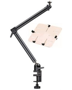 TABLE CLAMP MOUNT WITH P TRAY FOR TABLET