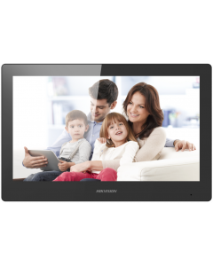 "HIKVISION 10"" TOUCH-SCREEN INDOOR STATION 1024*600"