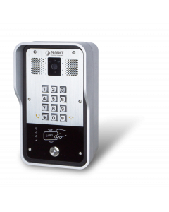 PLANET 720P SIP MULTI-UNIT APARTMENT VANDALPROOF DOOR PHONE.