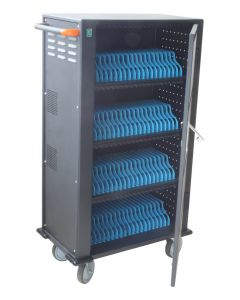 CHARGING STATION TROLLEY 80 USB NOTEBOOK OR SMARTPHONE