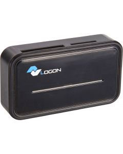 LOGON ALL IN ONE USB 2.0 WITH EID/SMART CARD AND SIM