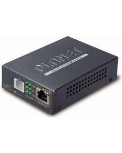 PLANET 1-PORT 10/100/1000T 802.3at POE+ETHERNET TO VDSL2 CONVERTER
