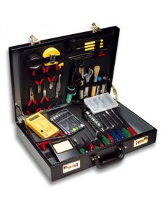 TOOL KIT BRIEFCASE - NETWORK TOOL SUITCASE