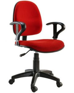EASY OFFICE CHAIR RED