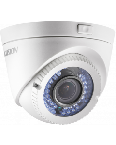 HIKVISION 2 MEGAPIXEL 2.8-12MM LENS OUTDOOR TURRET ANALOG CAMERA