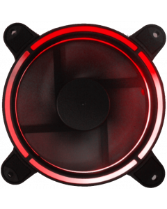CTESPORTS HYPERON GAMING FAN WITH RED LIGHT-RING - 12CM