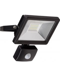LED OUTDOOR FLOODLIGHT WITH MOTION SENSOR COLD WHITE 1650LM
