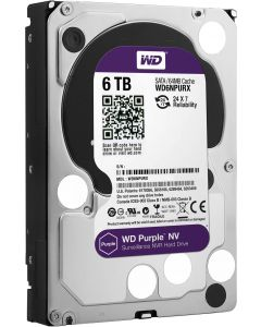 WESTERN DIGITAL HARDDISK SATA 6TB PURPLE
