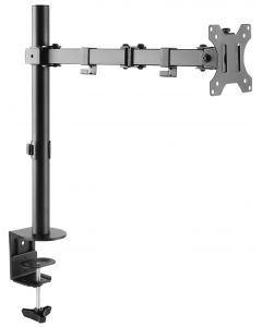 TECHLY DESK MOUNT FOR MONITOR 13-32""
